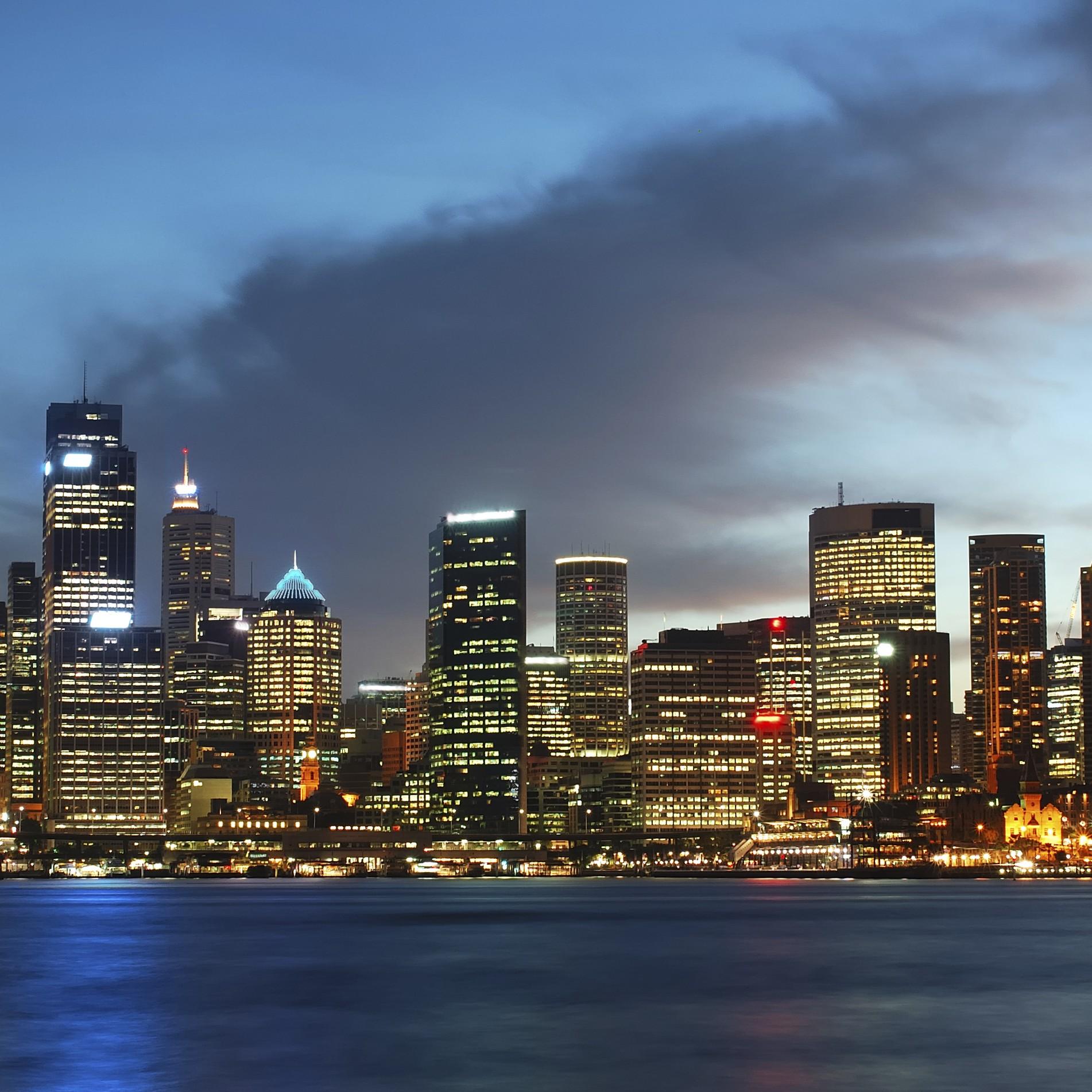 Top 5 australian cities